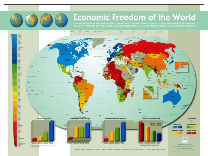 EFW map