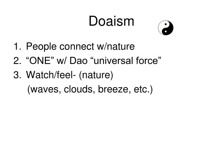 Doaism