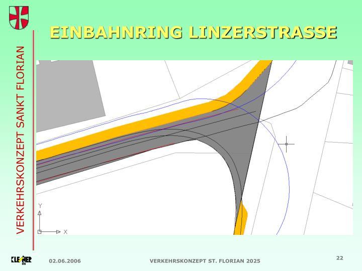 EINBAHNRING LINZERSTRASSE