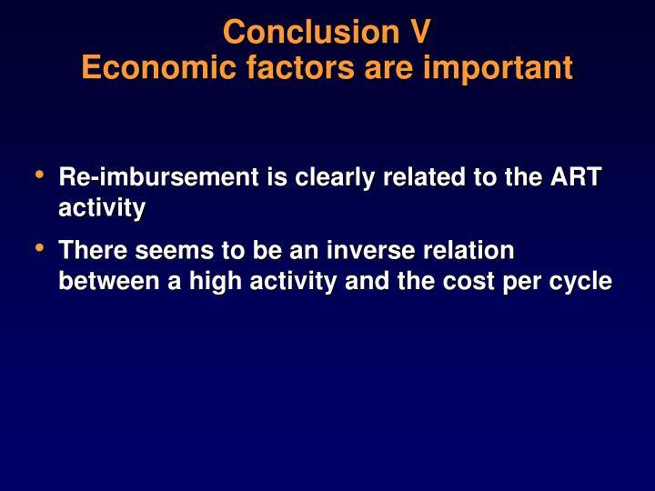 Conclusion V
