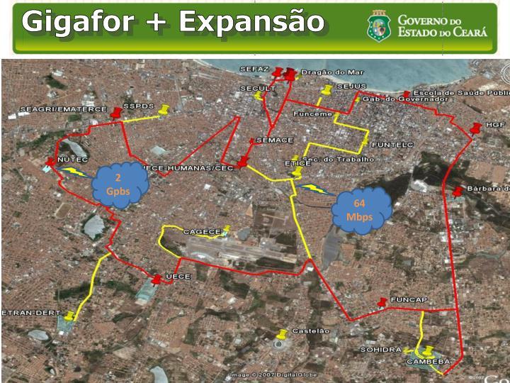 Gigafor + Expansão