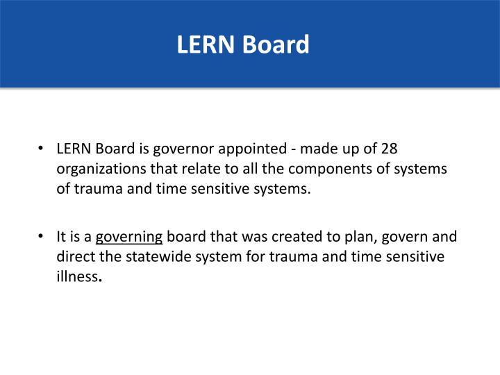 LERN Board