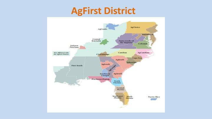 AgFirst District