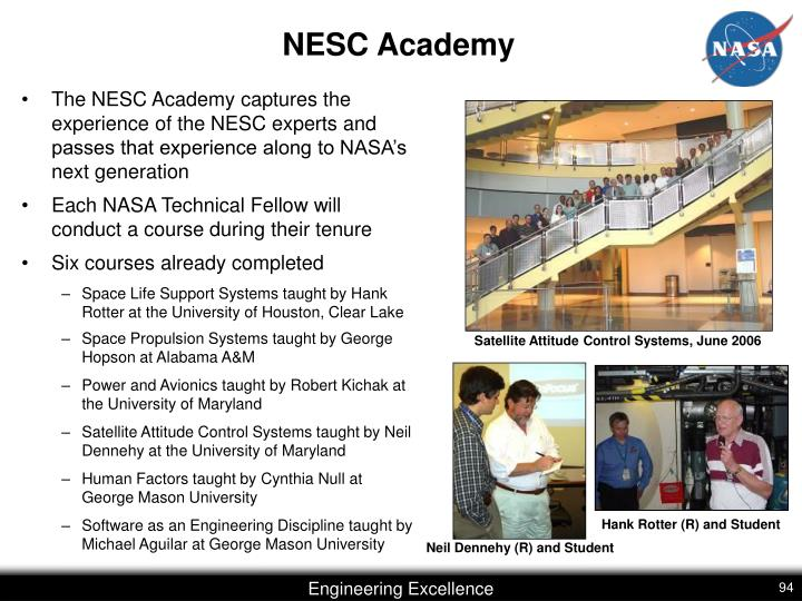 NESC Academy