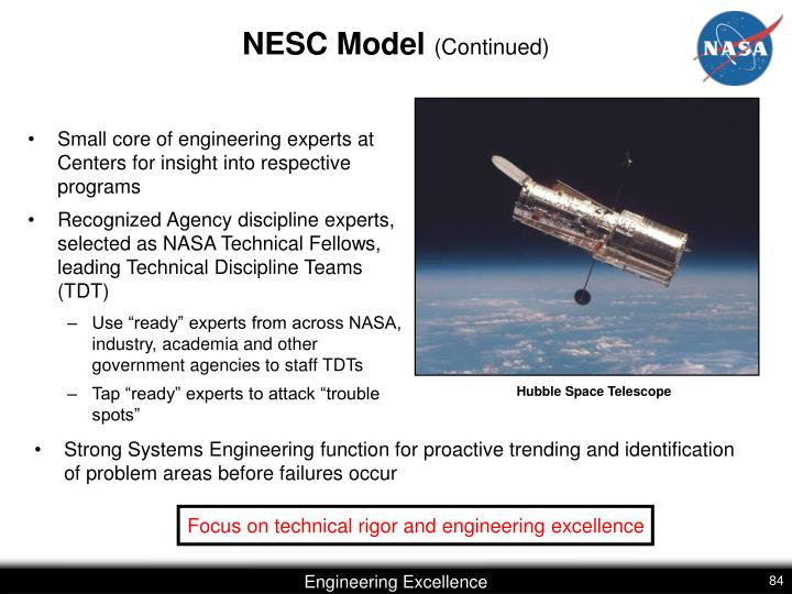 NESC Model
