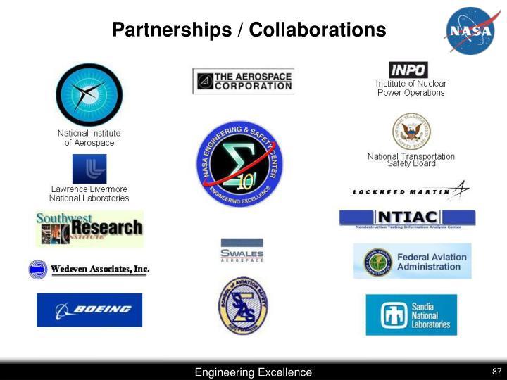 Partnerships / Collaborations
