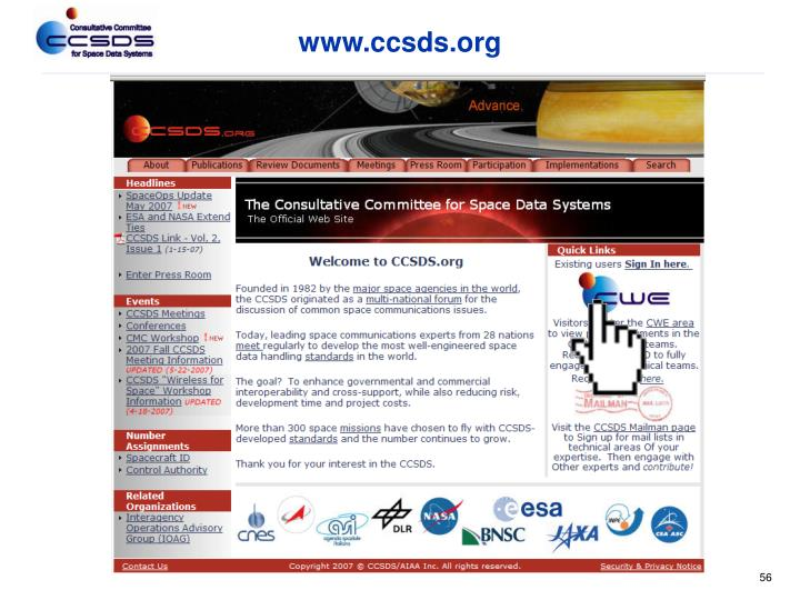 www.ccsds.org