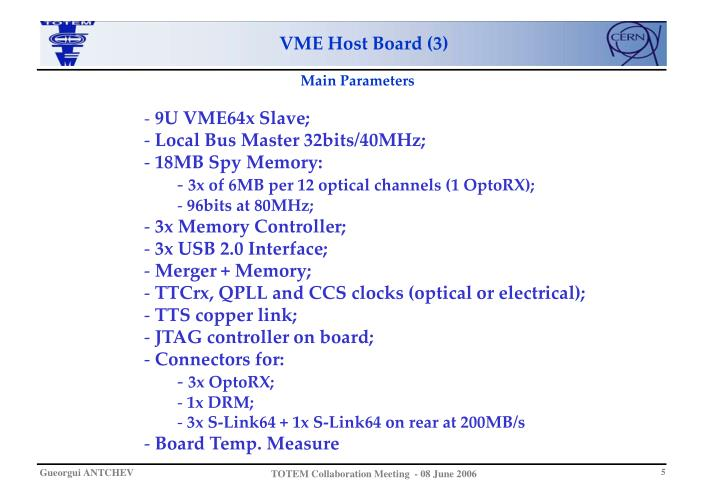 VME Host Board (3)