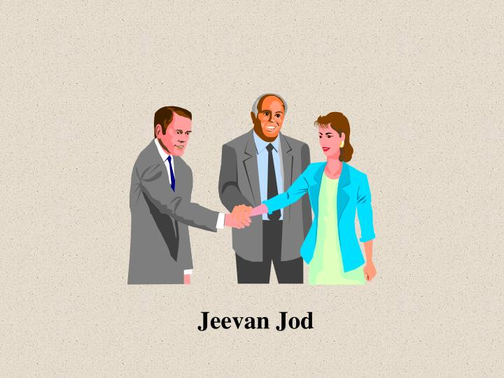 Jeevan Jod