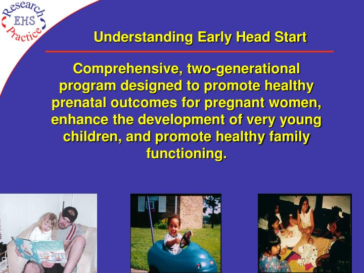 Understanding early head start