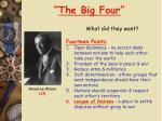 the big four3