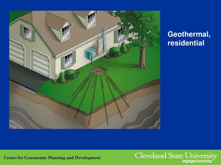 Geothermal,