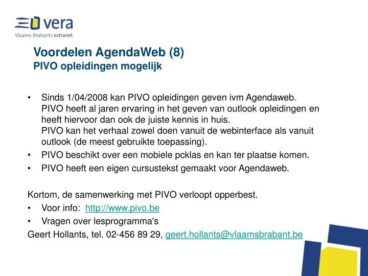 Voordelen AgendaWeb (8)