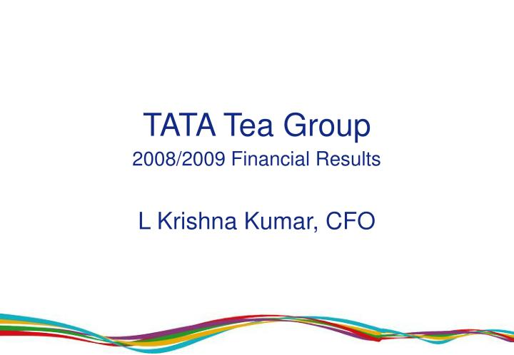 TATA Tea Group