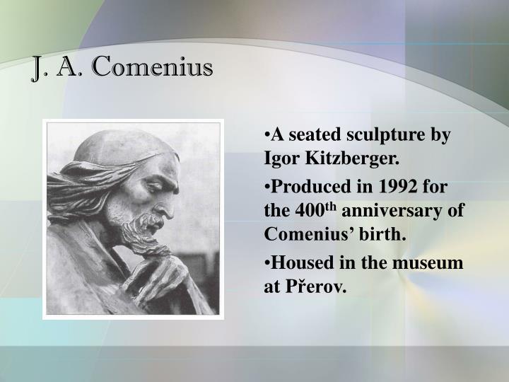 J. A. Comenius