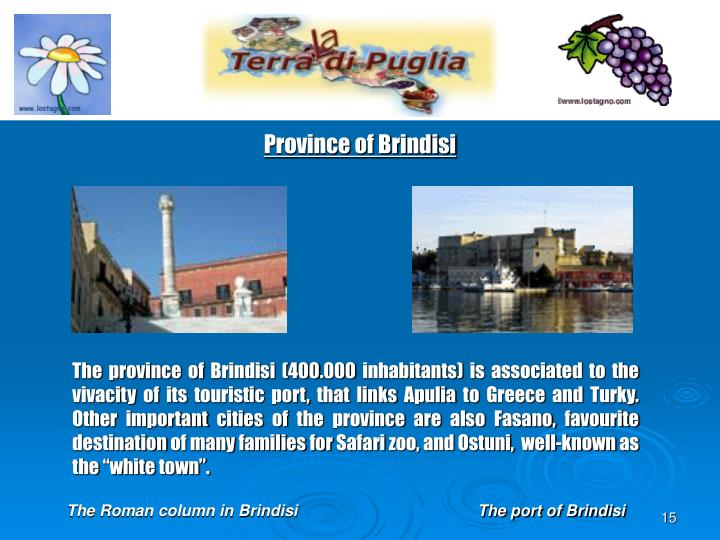 Province of Brindisi