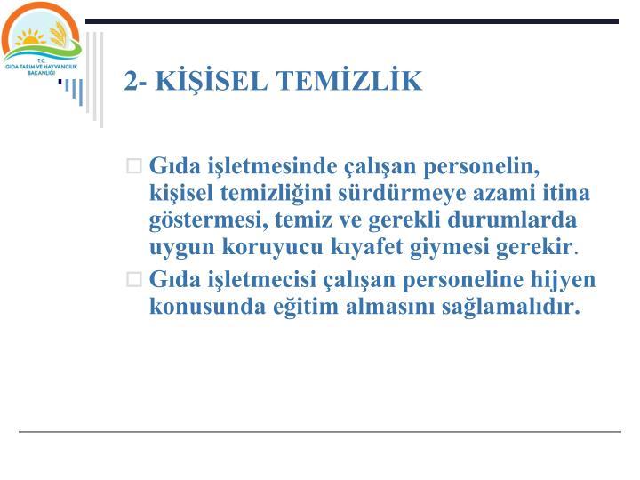 2- KSEL TEMZLK
