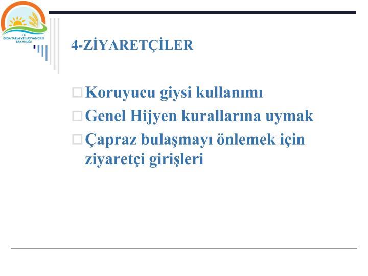 4-ZYARETLER