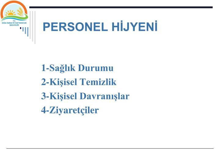 PERSONEL HJYEN