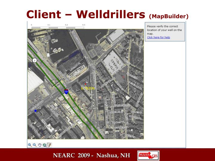 Client – Welldrillers