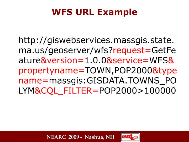 http://giswebservices.massgis.state.ma.us/geoserver/wfs?