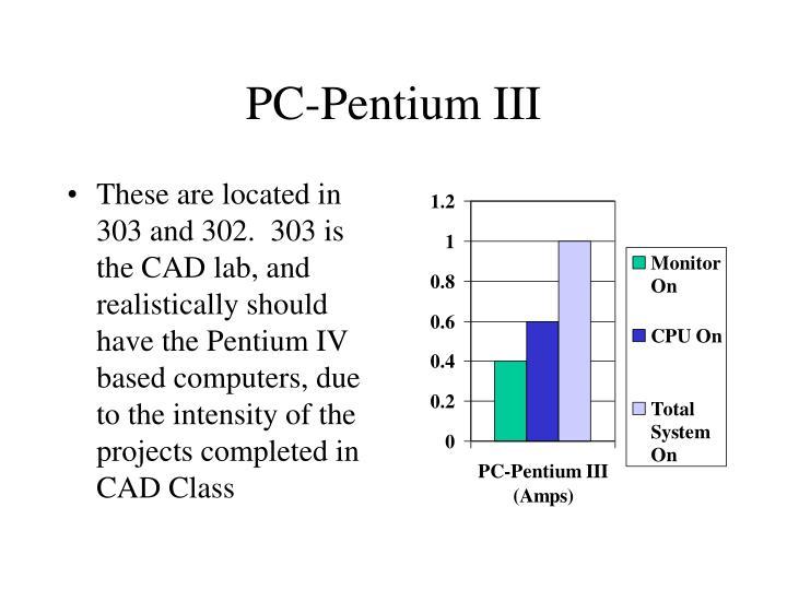 PC-Pentium III