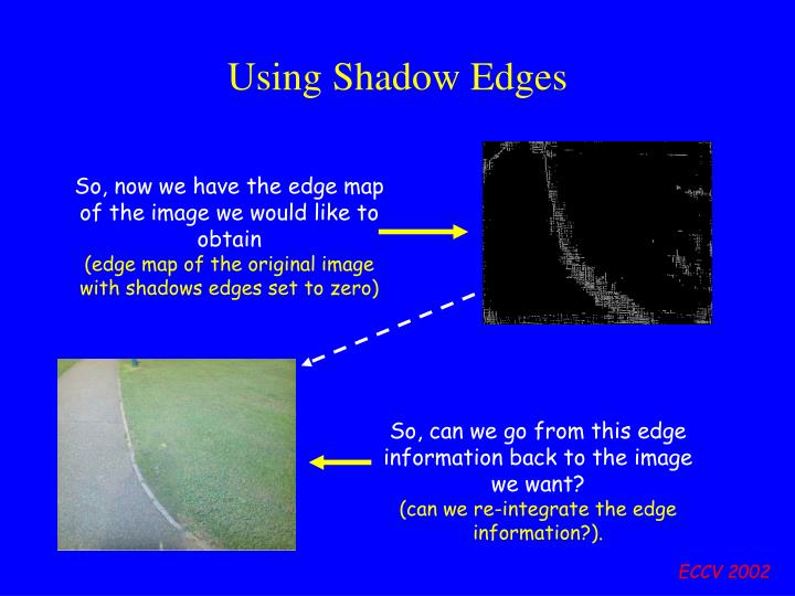 Using Shadow Edges