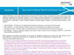 introduction openreach address matching dialogue service