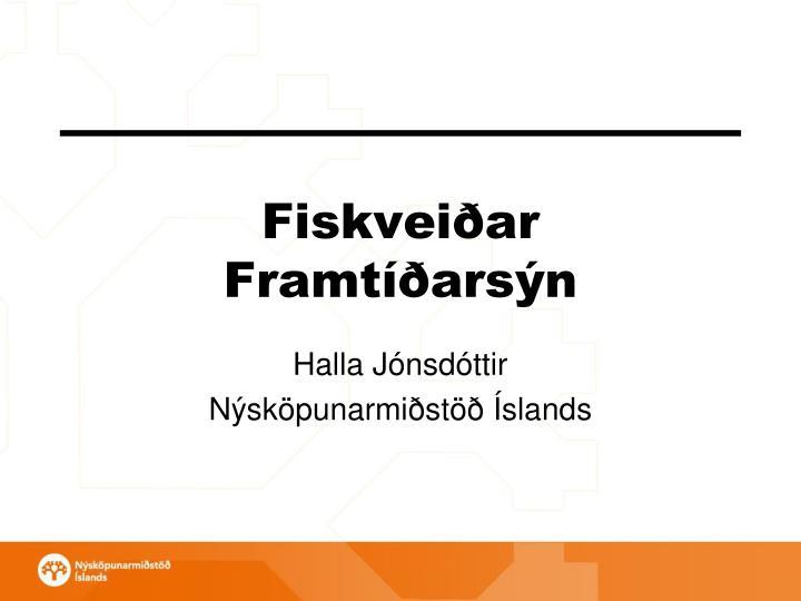 Fiskveiðar
