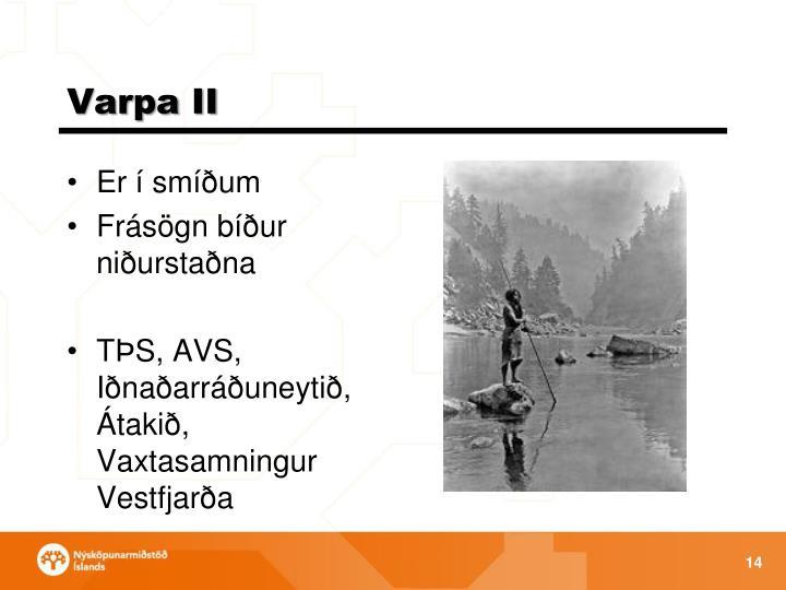 Varpa II