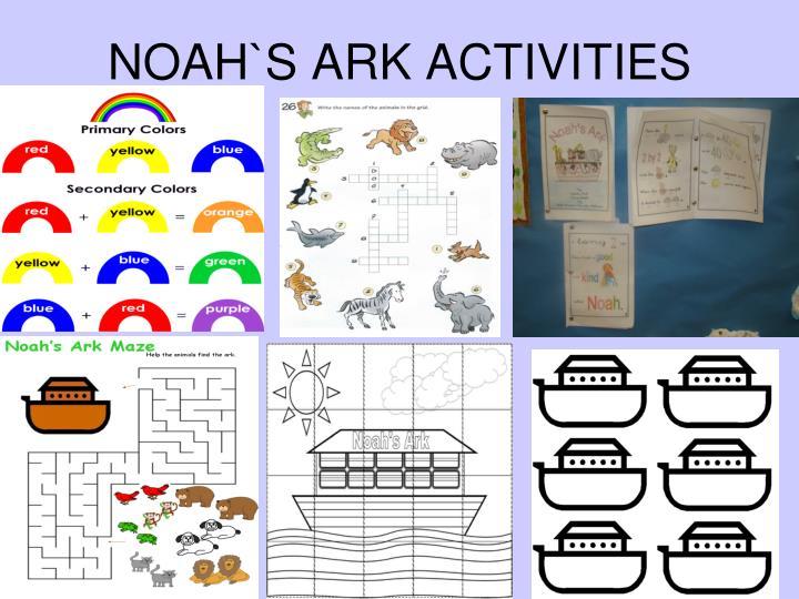 NOAH`S