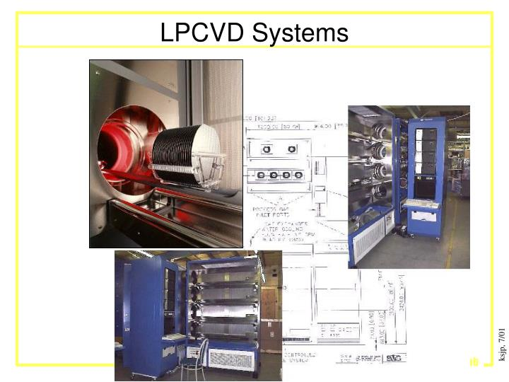 LPCVD Systems