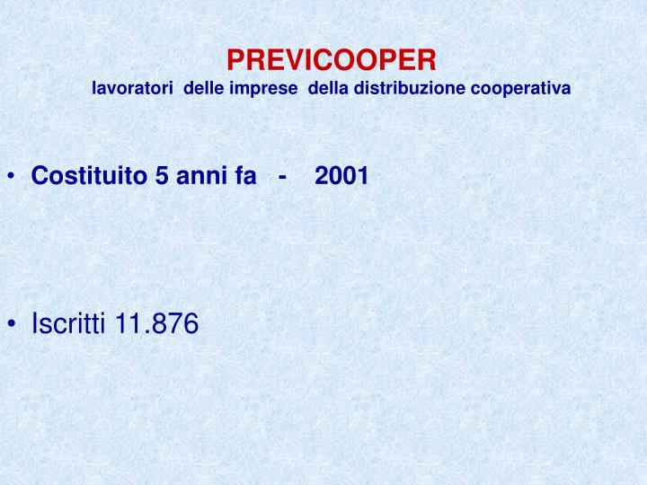 PREVICOOPER