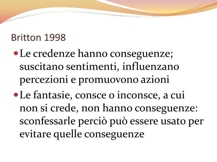 Britton 1998