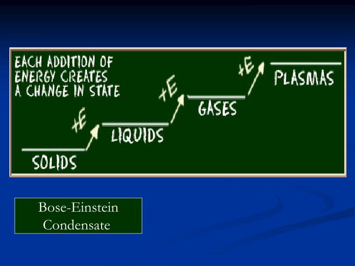 Bose-Einstein