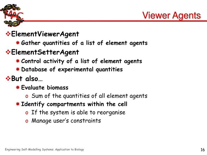 Viewer Agents