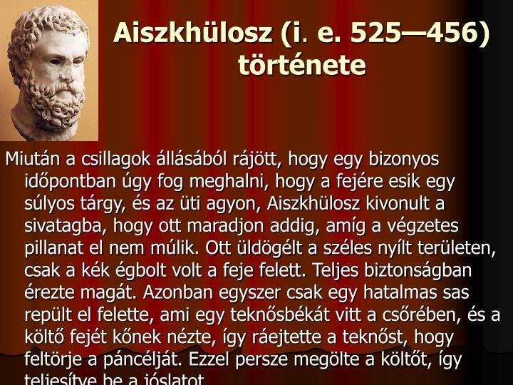 Aiszkhülosz (i