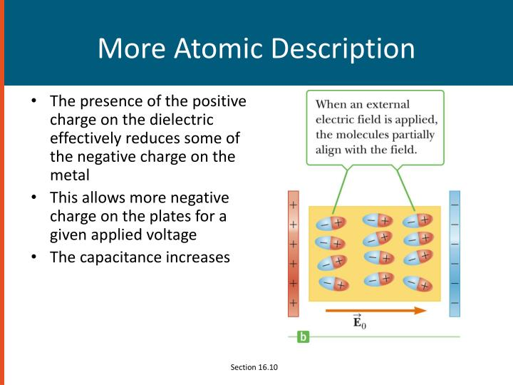 More Atomic Description