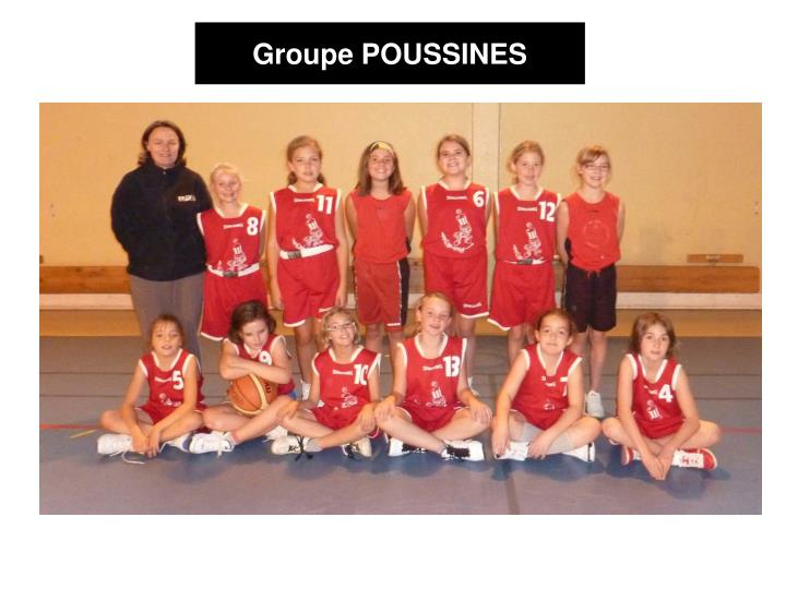 Groupe POUSSINES