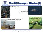 the 5m concept mission 5