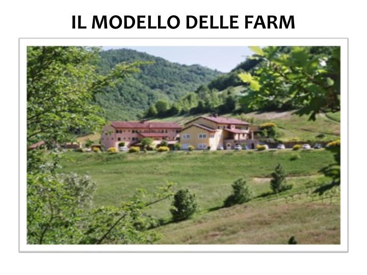 IL MODELLO DELLE FARM COMMUNITIES