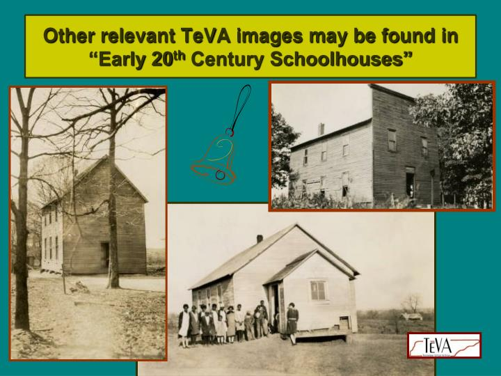 "Other relevant TeVA images may be found in ""Early 20"
