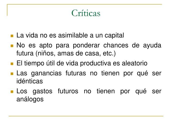 Críticas