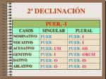 2 declinaci n3