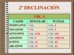 2 declinaci n5