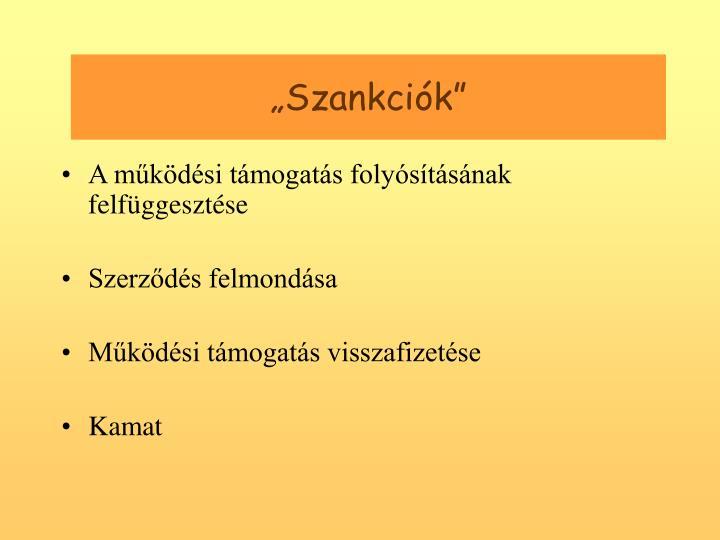 Szankcik