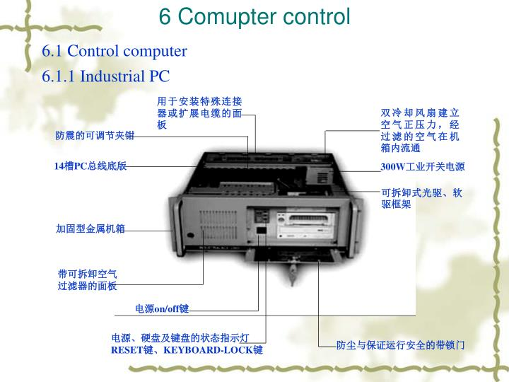 6 Comupter control