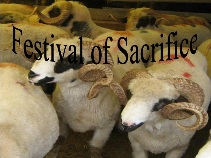 Festival of Sacrifice