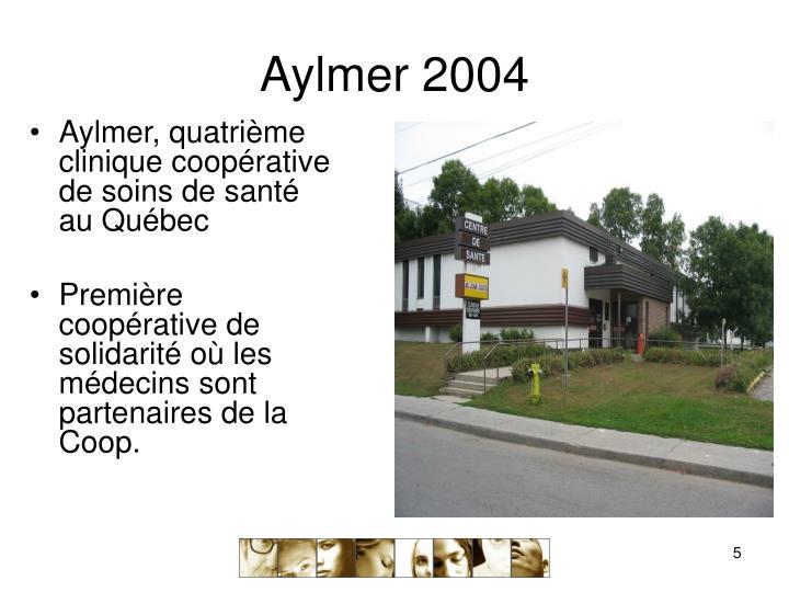 Aylmer 2004