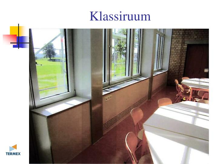 Klassiruum